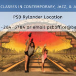 PSB Rylander Drop-in Classes
