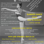 PSB1 & INTERPLAY Summer Dance