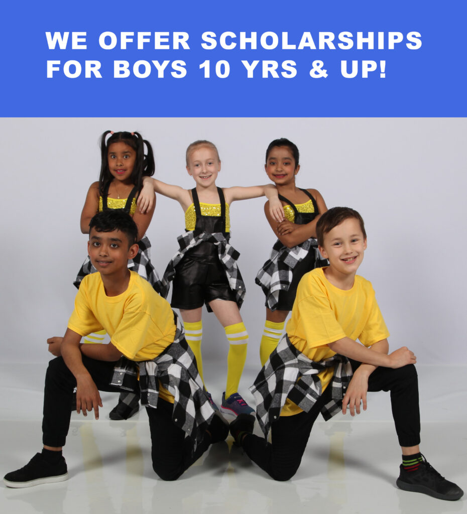 scholarships for boys